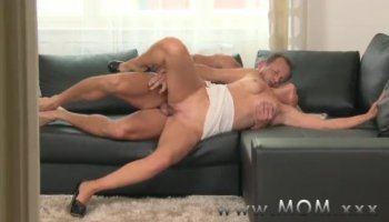 Angel is getting her vagina teamfucked so well